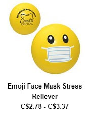 Emoji Face Stress Reliever