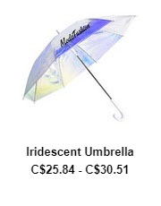 Iridescent Umbrella