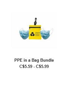 PPE in a Bag Bundle